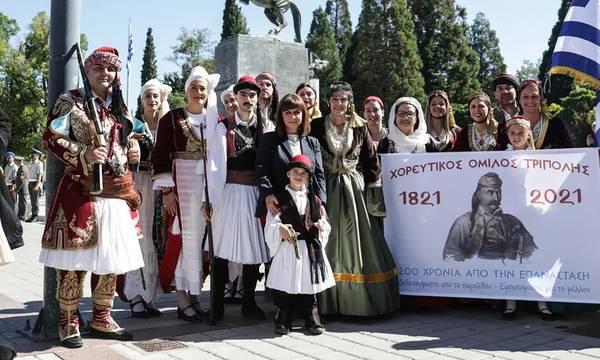 Τρίπολη: Η Κατερίνα Σακελλαροπούλου στις εκδηλώσεις για την επέτειο της «Αλωσης της Τριπολιτσάς»