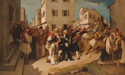 27 Σεπτεμβρίου1831: Σαν σήμερα η δολοφονία του Κυβερνήτη Καποδίστρια στο Ναύπλιο