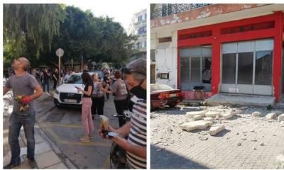 Σεισμός στην Κρήτη: Πληροφορίες για 2 εγκλωβισμένους σε Αρκαλοχώρι και Πατσίδερο