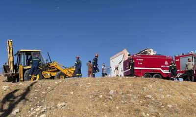 Σεισμός στην Κρήτη: Ένας νεκρός, εννέα τραυματίες και μεγάλες ζημιές από τα 5,8 Ρίχτερ