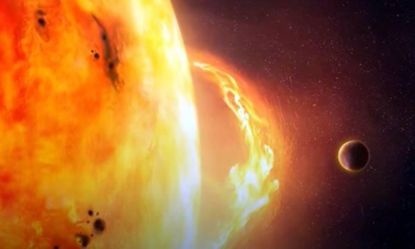 Προειδοποίηση! Ηλιακή καταιγίδα θα καταστρέψει το internet