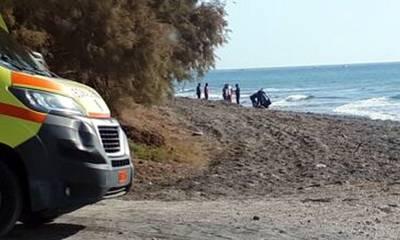 Νεκρή 72χρονη στην παραλία του Κιάτου