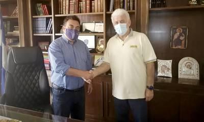 Πύργος: Ο Παναγιώτης Φραγκαντώνης νέος αντιδήμαρχος Καθαριότητας