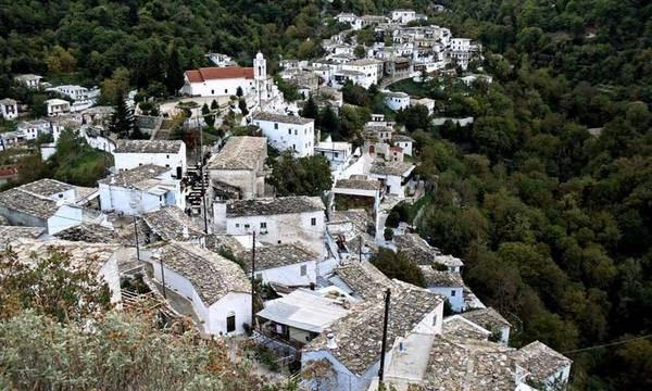 Ευκλής Καλαμάτας: Στο μονοπάτι Πραστός έως Καστάνιτσα στην Τσακωνιά