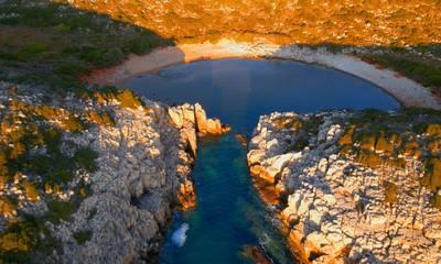 Λίμνη του Παπά: Η «μικρή Βοϊδοκοιλιά» στη Μεθώνη
