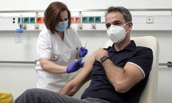 Το 50% των αναγνωστών του notospress.gr πιστεύει ότι 3 στους 4 πολιτικούς δεν έχουν εμβολιαστεί!