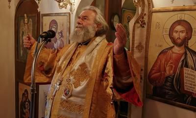 Για τον Άγιο Κυριακό τον Αναχωρητή η Θεία Λειτουργία στο Μαυροβούνι Γυθείου