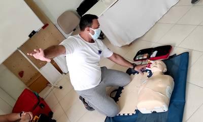 Ενίσχυση με Πιστοποίηση για την Ελληνική Ομάδα Διάσωσης Λακωνίας! (photos)
