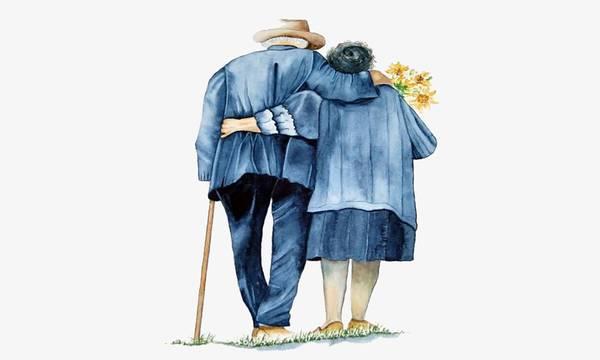 Χρόνια πολλά στους παππούδες και τις γιαγιάδες μας!