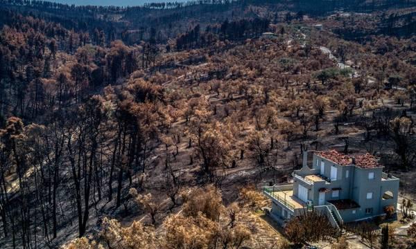 Πυρκαγιές: Στον «πάγο» λόγω απάτης οι αποζημιώσεις των δικαιούχων