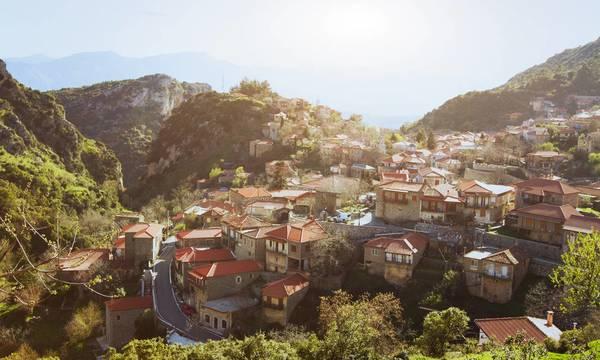 Πέντε υπέροχα ορεινά χωριά στην Πελοπόννησο για το φθινόπωρο