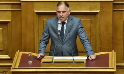 Γενικός Εισηγητής του νομοσχεδίου του υπουργείου Υγείας για τη Διαχείριση της πανδημίας