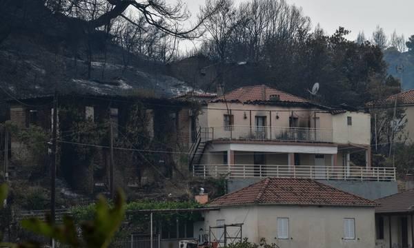 «Κομπίνες» με τις φωτιές: Ακίνητο «μετακόμισε» από Κόρινθο σε Ηλεία για την αποζημίωση