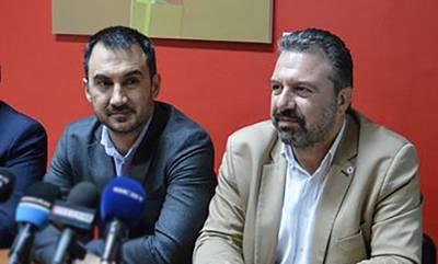Ο ΣΥΡΙΖΑ – Προοδευτική Συμμαχία πάει Πάρκο Γουδέ, στη Σπάρτη!