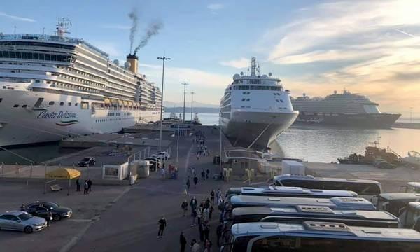 Εμφανής και συνεχής η ανάκαμψη της κρουαζιέρας στο λιμάνι του Κατακόλου