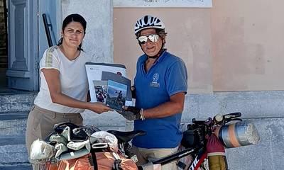 Μάνη: «Ποδηλατώντας την Ελλάδα», στάση Γύθειο!