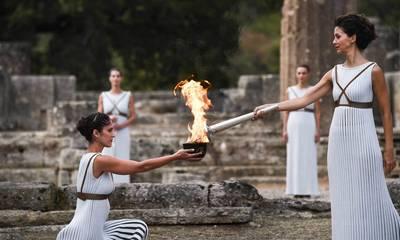 Αρχαία Ολυμπία: Δράσεις για την αναβάθμιση της Τελετής Αφής της Ολυμπιακής Φλόγας
