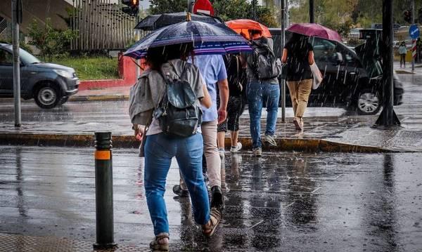 Καιρός - Προειδοποίηση Μαρουσάκη: Σε κατάσταση συναγερμού η Πελοπόννησος