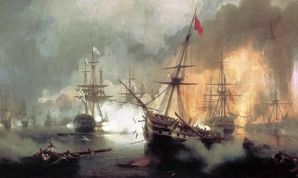 Σαν σήμερα το 1827, έγινε η Ναυμαχία του Ναβαρίνου