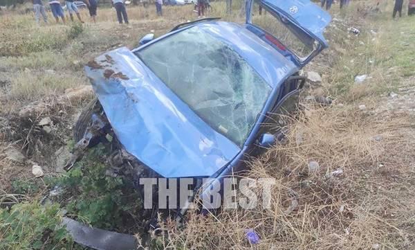 Θανατηφόρο τροχαίο στην Αχαΐα με θύμα 51χρονο (photos)