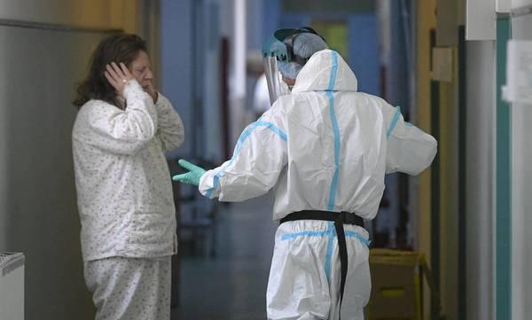 Κορονοϊός: 2.324 νέα κρούσματα, 334 διασωληνωμένοι, 22 θάνατοι