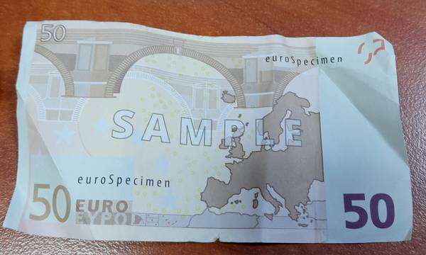 Ναύπλιο: Πήγαν να πληρώσουν με πλαστά 50ευρα και συνελήφθησαν