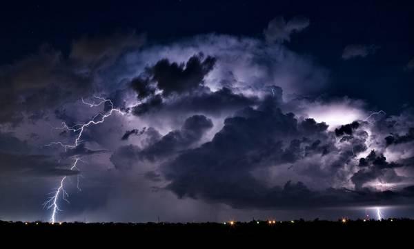 Καιρός - Έκτακτο δελτίο επιδείνωσης: Έρχονται ισχυρές βροχές και καταιγίδες στη δυτική Πελοπόννησο