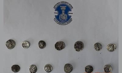 Ηλεία: Πώς πιάστηκαν στη «φάκα» της αστυνομίας οι δυο αρχαιοκάπηλοι - Δείτε φωτογραφίες