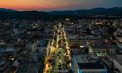 Σπάρτη: Πρωτοβουλία πολιτών κατά της σχεδιασθείσας ανάπλασης της Κ. Παλαιολόγου