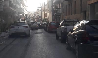 Απροσπέλαστη η οδός «Βρασίδα» στη Σπάρτη – «Έμφραγμα λόγω στένωσης της οδικής αρτηρίας»!