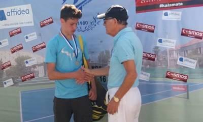 Διακρίσεις του Φιλαθλητικού στο Ενωσιακό Πρωτάθλημα Τένις στην Καλαμάτα