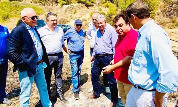 Ξεκίνησαν τα έργα αντιπλημμυρικής θωράκισης στον δήμο Πύργου