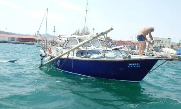 Τι έγινε στην Αίγινα! – Πέντε σκάφη με υλικές ζημιές από την θαλασσοταραχή!