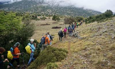Διασυλλογική ορειβατική συνάντηση για τα 200 χρόνια της επανάστασης