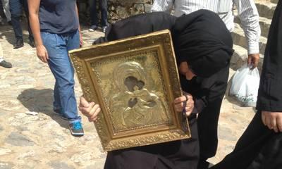 Εκοιμήθη η Ηγουμένη της Ιεράς Μονής Βελανιδιάς Μεσσηνίας