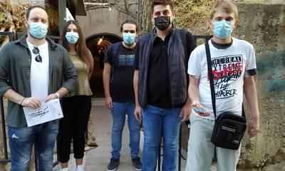 Επίσκεψη στο καταφύγιο προστασίας και αντίστασης στην Πάτρα