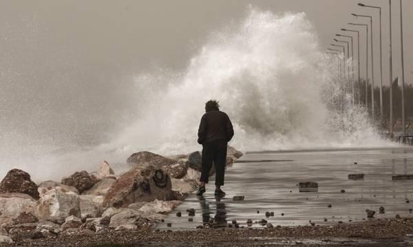 Πελοπόννησος - Κακοκαιρία «Μπάλλος»: Προειδοποίηση του 112 για επικίνδυνα καιρικά φαινόμενα