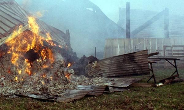 Διαδήλωση! Οι αγροτοκτηνοτρόφοι Λάκωνες στο Γύθειο για τα δίκαια των πυρόπληκτων Μανιατών