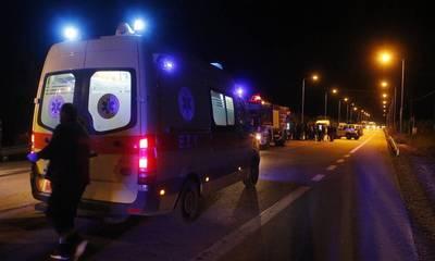 Νεκρή γυναίκα σε θανατηφόρο τροχαίο στη Βάρδα