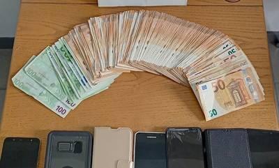 Τρίπολη: Εξαρθρώθηκε εγκληματική οργάνωση - Διέπραξαν 47 απάτες και έβγαλαν πάνω από 250.000 ευρώ!
