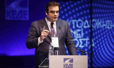 Συνέδριο ΚΕΔΕ: Όλα όσα είπε ο υπουργός Πιερρακάκης για τον ψηφιακό μετασχηματισμό στην Ελλάδα