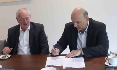 Σύμφωνο Συνεργασίας Επιστημονικού Πάρκου Πατρών και Συνδέσμου ΕΒΠΕ&ΔΕ