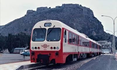 Ενδιαφέρον Βελόπουλου για επαναλειτουργία της σιδηροδρομικής γραμμής «Κόρινθος – Ναύπλιο»