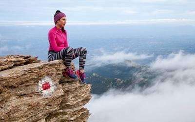 Στην κορυφή του Ταϋγέτου  - Aπίστευτη θέα κι αίσθηση ελευθερίας! (photos)