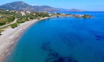 Η θαλάσσια διάβρωση της παραλίας του Ξιφιά, στο ερχόμενο Δημοτικό Συμβούλιο Μονεμβασίας