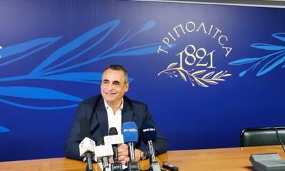 «Απευθύνω έκκληση σε όλους τους δημότες του Δήμου Τρίπολης να απογραφούν στον τόπο κατοικίας τους»