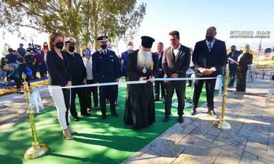 Ναύπλιο: Εγκαινιάστηκε το Πάρκο Κυκλοφοριακής Αγωγής (photos)