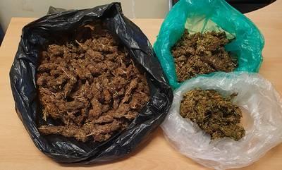 Συνελήφθη 49χρονος με ναρκωτικά στην Κορινθία!