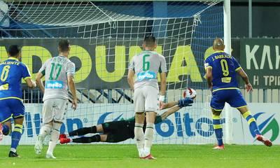Αστέρας Τρίπολης-Παναθηναϊκός 2-1:Τα highlights του αγώνα