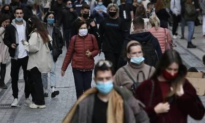 Κορονοϊός: 2.098 νέα κρούσματα, 365 διασωληνωμένοι, 30 θάνατοι